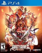 Guilty Gear Xrd - SIGN - PlayStation 4 Standard Edition Disc - $24.93