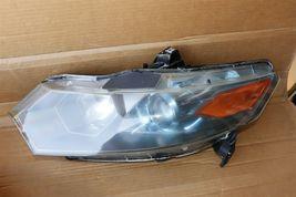 10-11 Honda Insight EX Headlight Lamps Light Set LH & RH image 5