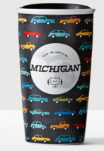 Starbucks 2016 Michigan Local Collection Double Wall Ceramic Tumbler NEW - $99.99