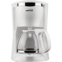 Brentwood 12-cup Coffee Maker (white) BTWTS216 - $39.44