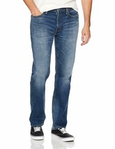NWT Mens Levis 541 Athletic Taper Jeans Back Beat 181810215 Stretch Medi... - $29.99