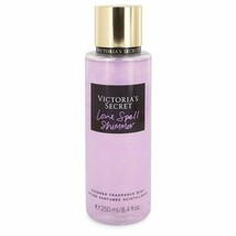 FGX-547465 Victoria's Secret Love Spell Shimmer Fragrance Mist Spray 8.4... - $26.31