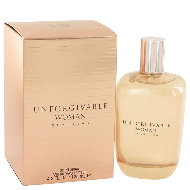 Aasean john unforgivable 4.2 oz perfume