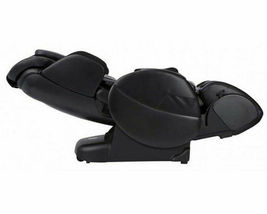 Human Touch Espresso Brown Bali Massage Chair Recliner w Arm Calf + Foot Massage image 7