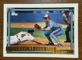 Larry Walker Montreal Expos - Topps Gold #531 - Fast Shipping - $1.97