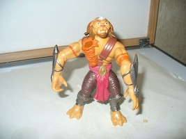 """Small Soldiers 6"""" Archer Gorgonites figure Kenner 1998 Loose HTF Nice  - $12.75"""