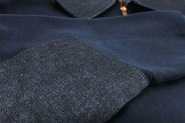 Men's Half Zip-Up Collared Sweatshirt Warm Lightweight Pullover Sweater image 4