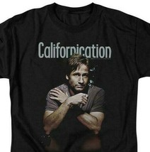 Californication comedy-drama TV series David Duchovny black graphic tee SHO343 image 2