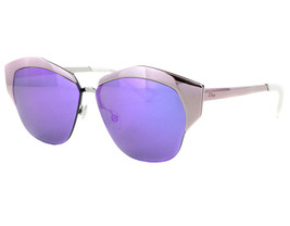 New Christian Dior Mirrored I24TE Silver Violet... - $199.99
