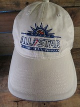 Wnba Basket All Star New York 2006 Bianco Reebok Regolabile Adulto Cappello - $11.98
