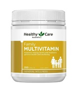Healthy Care Multivitamin 200 Tablets - $71.60