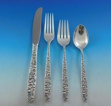 Novantique by Towle Sterling Silver Flatware Set for 8 Service 39 pieces Scarce