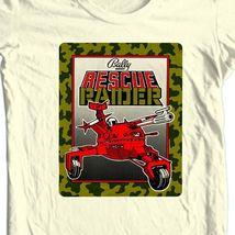 Rescue raiders tshirt bally s vintage retro arcade video game graphic tee thumb200