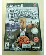 NBA Ballers: Phenom (Sony PlayStation 2, 2006) PS2 Black Label Brand New... - $34.16