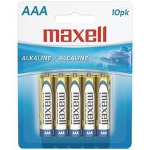 Alkaline Batteries (AAA; 10 pk; Carded)  - $6.99