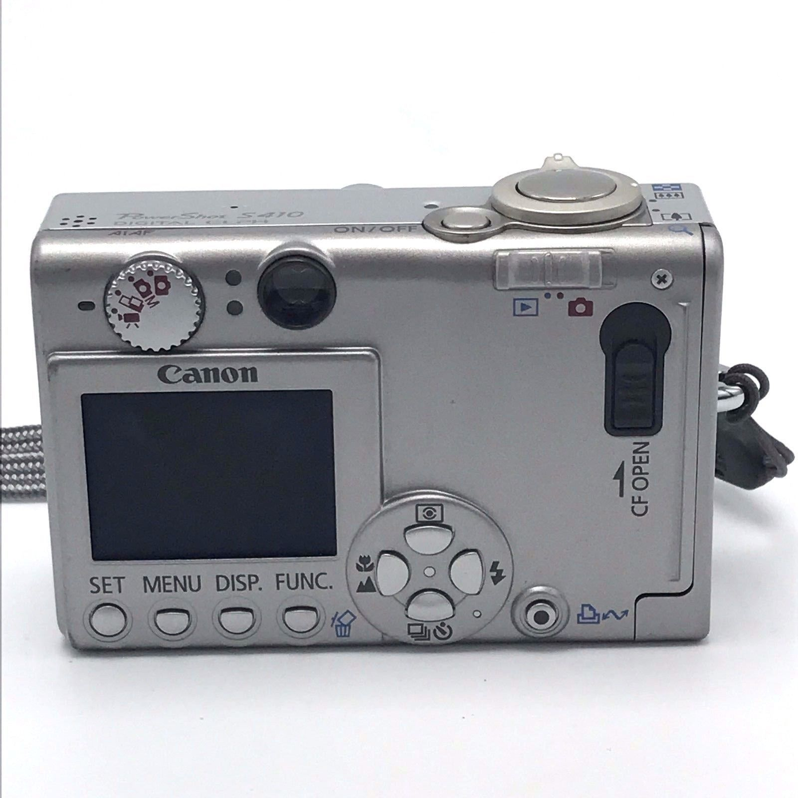 canon powershot s410 bundle user manual and 50 similar items rh bonanza com canon powershot a520 manual pdf canon powershot a510 manual