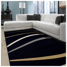 Superior Zara Collection Area Rug, 8mm Pile Height with Jute Backing,  B... - $49.37