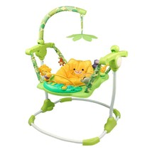 Baby Jumper 10 Activity Sensory Play Toy Seat Bouncer Infant Exerciser C... - $96.21