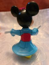 DISNEY EPCOT CENTER JAPAN MINNIE MOUSE KIMONO PVC FIGURINE TOY CAKE TOPPER image 3