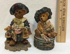 Boyd's Bears Figurines Victoria Lady Trinket Box Born To Shop Grace Jon ... - £7.75 GBP
