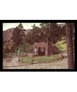Bruin Inn Log Postcard Colorado North Cheyenne Canon Log Inn Hotel Motel... - $16.99