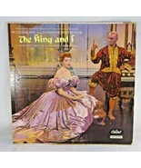 Rodgers Hammerstein's The King And I Soundtrack Capitol Record 1959 Viny... - $17.00