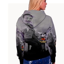 Mickey and Walt Disney Vintage   WOMENS HOODIE - $40.99+