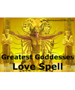 Quantum Greatest Goddesses Of Love Spell Obsession And Magnetic Appeal S... - $159.00