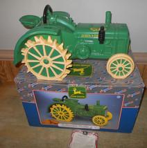 Enesco American Favorite John Deere Cookie Jar GP31 Tractor w/ Box Seat... - $48.36