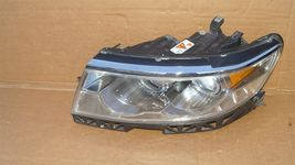 07-09 Lincoln Zephyr 06 MKZ HID Xenon Headlight Driver Left LH - POLISHED image 4