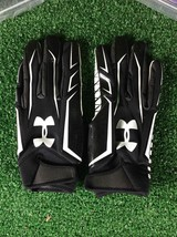Team Issued Under Armour Baltimore Ravens Large Football Gloves - $14.99
