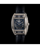 Maitres Du Temps Chapter 2 18K White Gold. Rare Blue Dial. 100% New. War... - $36,750.00