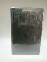 POLO DOUBLE BLACK BY RALPH LAUREN 4.2 oz Eau De Toilette Spray NIB Men - $69.29