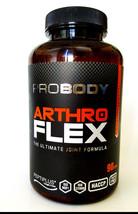 ARTHRO FLEX 90 Caps - Glucosamine Chondroitine MSM Joint Formula ProBody - $23.92