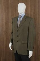 RALPH LAUREN Size 42R Blue Label / Dillards Houndstooth Sport Coat Singl... - $85.09