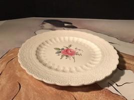 """Spode Billingsley Rose Jewel  9"""" Luncheon Plate -Older Backstamp - $12.48"""