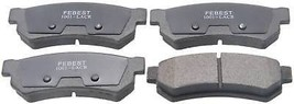 Pad Kit Disc Brake Rear Febest 1001-LACR Oem 96800089 - $13.95