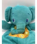 Bright Starts Snuggle & Teethe Plush Elephant Teether Infant Baby Toy 9... - $8.00