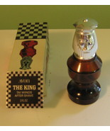 Avon Collectibles 1972 The King Chess Piece - $8.37