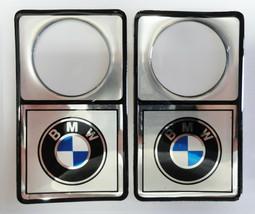 Vintage 80's 90's Automotive Door Lock Scratch Guard Accent Trim BMW - $9.95