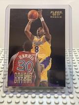 1996 Fleer Kobe Bryant #203 HOF Rookie Card - $1,200.00