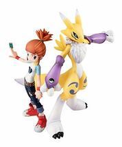Megahouse G.E.M. Digimon TAMERS Renamon & Makino Ruki [Repeat], Multiple Colors - $144.57
