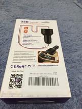 Tronsmart Quick Charge 2.0 42w 3-port Usb Car Charge