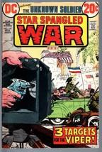 STAR SPANGLED WAR STORIES #167-1973-DC WAR COMIC-BRONZE AGE-VG VG - $18.62