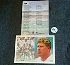 Dan Marino # 13 Miami Dolphins QB Football Trading Cards AA-19FTC3003 Vintage Co image 7