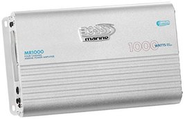 BOSS Audio MR1000 Marine Grade 1000 Watt, 4 Channel, 2/4 Ohm Stable Clas... - €190,38 EUR
