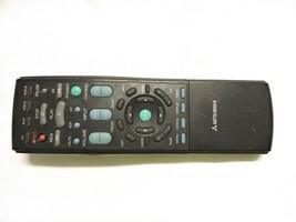 Mitsubishi 290P034A30 Tv Remote CS35803 CS35805 CS40805 *No Battery Cover* B2 - $11.95