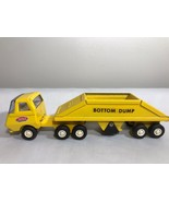 Vintage Tonka Bottom Dump Truck Mound MN Pressed Steel 55160 1962-1969 - $21.00