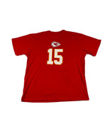Patrick Mahomes Kansas City Chiefs NFL Team Apparel Jersey T-shirt Size ... - $23.75