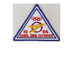Boy Scouts of America BSA Canal Zone Council Olympics 1964, CZ Panama 3.75 x 4.7 - $9.99